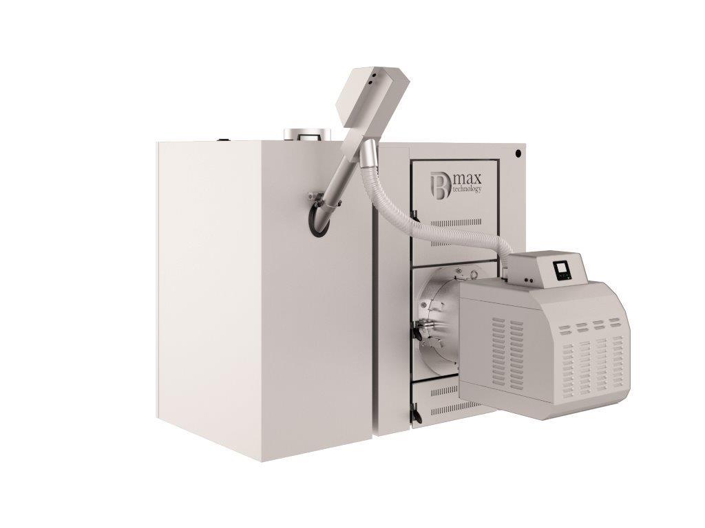 Industrial Pellet Boilers